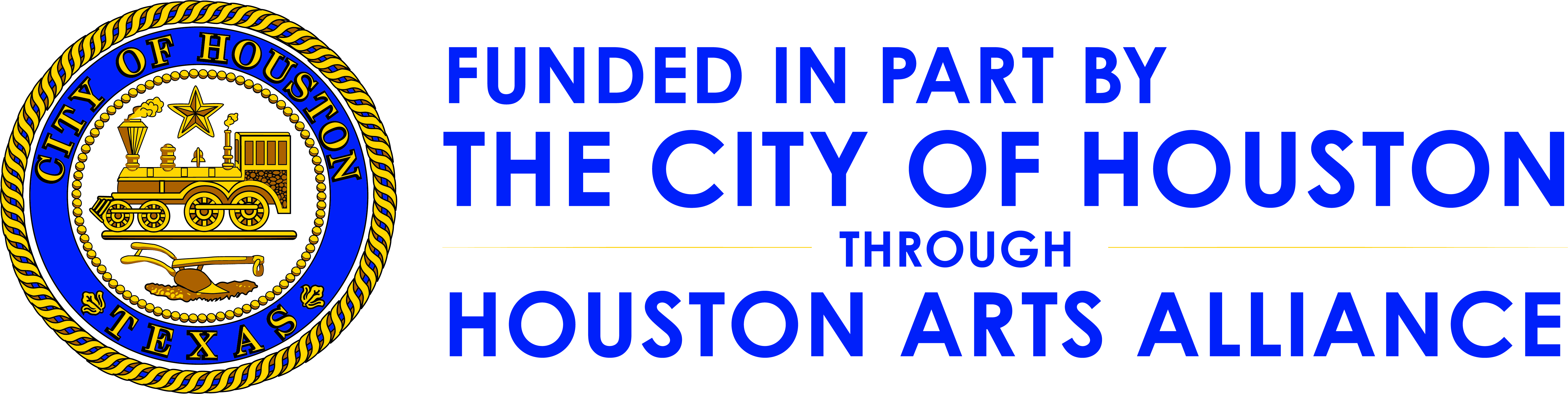 The City of Houston through Houston Arts Alliance